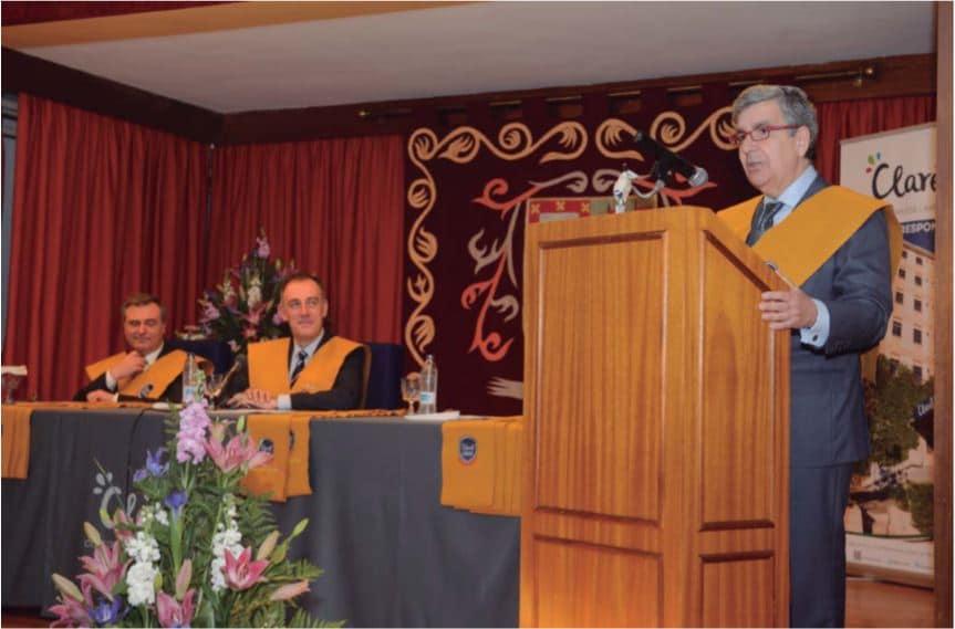 Juan Manuel Fernández Colegio Mayor Larraona