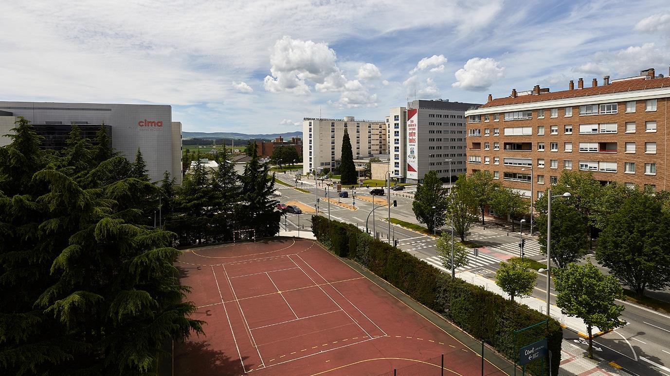 Bienvenida a universitarios en Pamplona. Información útil.